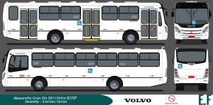 Gran Via 2011 Volvo B270F