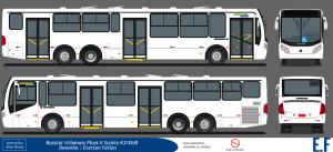 Busscar Urbanuss Pluss II Scania K310UB - por Allan Nunes